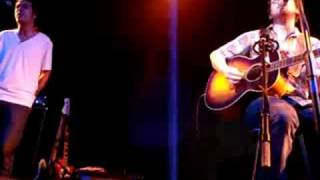 Jesse Lacey feat. Vinnie Accardi - Play Crack The Sky [Live at The Roxy] (HQ)
