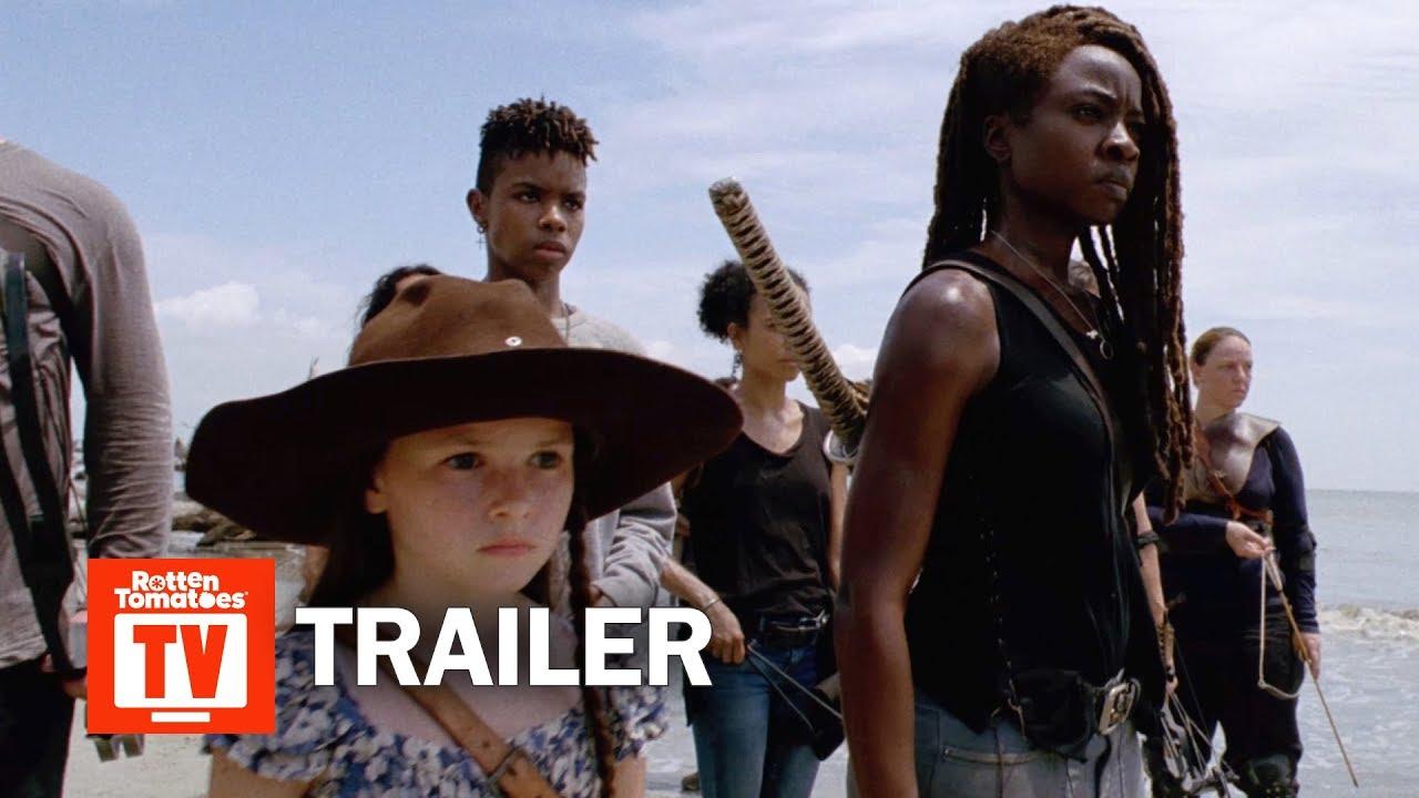 Trailer oficial da 10ª temporada de The Walking Dead é divulgado