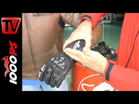 Passive Sicherheit - Handschuhe | VaraHannes