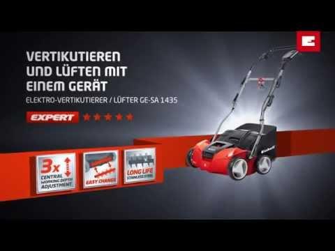 Einhell GE-SA 1435 Elektro-Vertikutierer-Lüfter