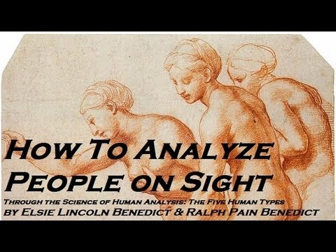 Video HOW TO ANALYZE PEOPLE ON SIGHT - FULL AudioBook - Human Analysis, Psychology, Body Language