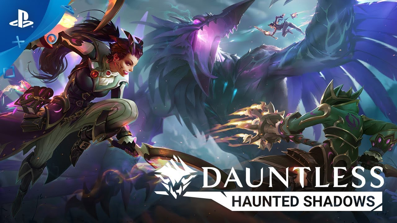 "Dauntless ""Haunted Shadows"" Free Update Launches Today on PS4"