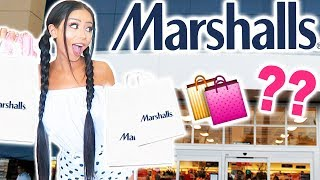 A VERY #EXTRA MARSHALLS SHOPPING SPREE!