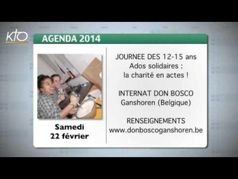 Agenda du 14 février 2014