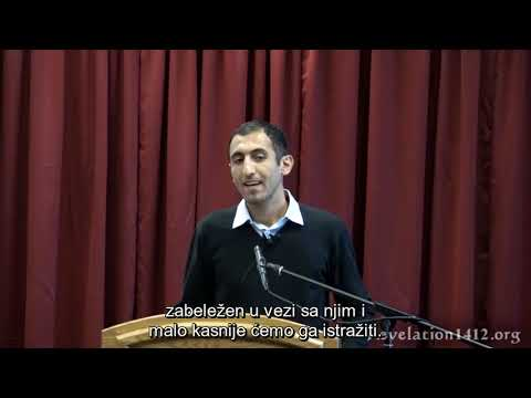 Nader Mansur: Red Melhisedeka (1)