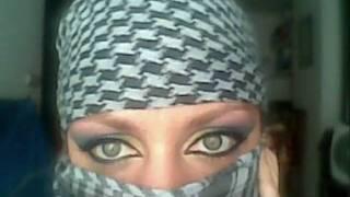 Look árabe