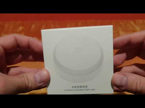 Banggood Xiaomi MiJIA MJYD01YL LED Motion Sensor Dimmable Light
