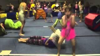 gymnastics of york shrewsbury harlem shake
