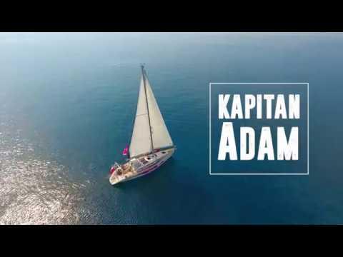 Kapitan Adam Jakubczak co zabrać na pierwszy rejs