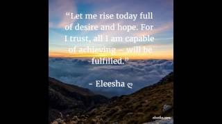 Belief, Trust, Hope & Desire - Daily Inspiration, Quotes, Affirmations, Sayings For The Soul