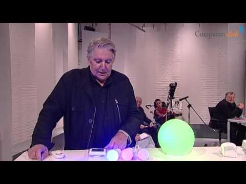 LED Farblampe und Stimmungslicht