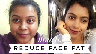 How to Lose FACE FAT Naturally | REMOVE Double Chin FAST (Hindi)