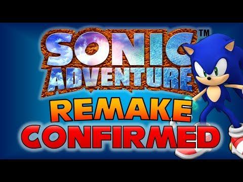 SONIC ADVENTURE REMAKE CONFIRMED (Joke Video) - Detective Sam