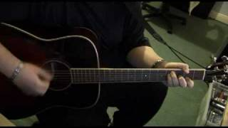 """""""Found A Way"""" - Acoustic Guitar Cover"""