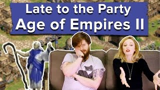 Let's play Age of Empires 2 - Late to the Party