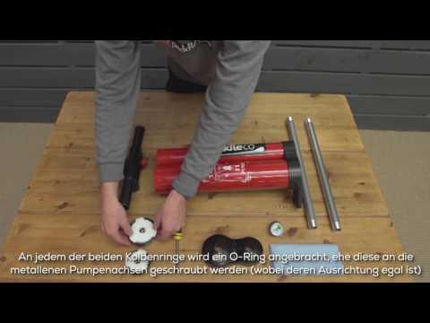 How To: Wie Repariere ich meine pumpe