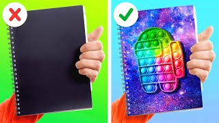 BEST BACK TO SCHOOL HACKS AND DIYS YOU NEED TO TRY