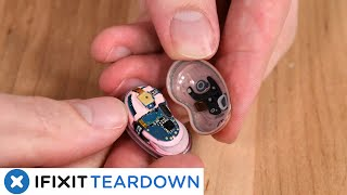 Samsung Galaxy Buds Live Teardown: The Most Repairable Earbuds Yet?
