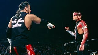 The Hardy Boyz collide in the Royal Rumble Match: Royal Rumble 2003