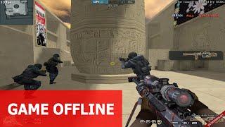 Hướng dẫn cài đặt game bắn súng CSFIRED 2.0