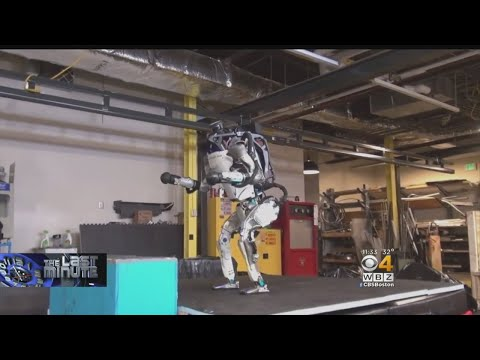 The Last Minute: The Latest Humanoid Robot By Boston Dynamics