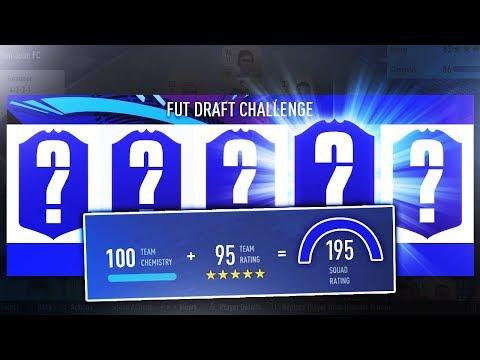 195 FUT DRAFT CHALLENGE! - FIFA 19 Ultimate Team