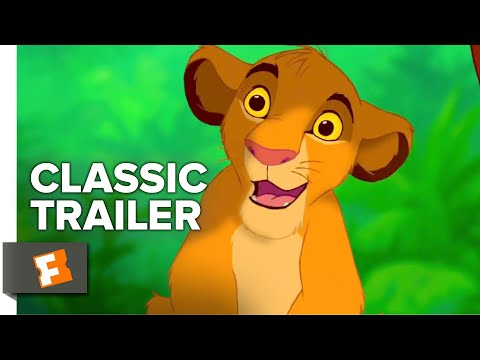 The Lion King (1994) Trailer 1