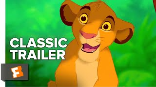 The Lion King - Trailer #1
