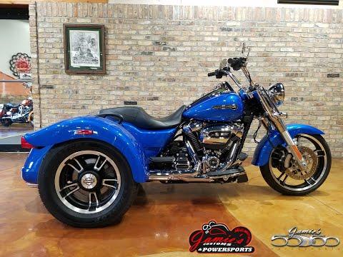2018 Harley-Davidson Freewheeler® in Big Bend, Wisconsin - Video 1