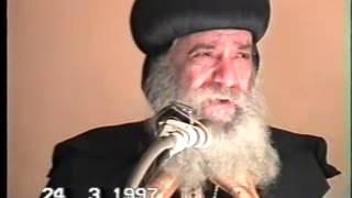 أسئلة متنوعة 24 03 1997 محاضرات معهد الرعاية البابا شنودة الثالث