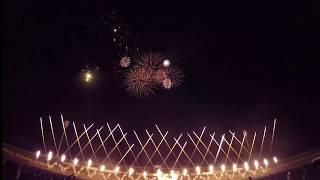真駒内花火大会2018グレイテストショーマンthegreatestshowmanfireworks