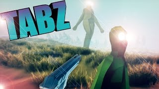 THIS GAME IS HILARIOUS! GIANT ZOMBIES & PVP?! - TABZ Totally Accurate Battle Zombielator Gameplay
