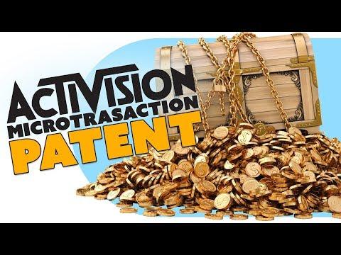 Activision's Manipulative Microtransaction Patent