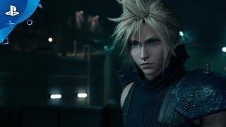 Final Fantasy VII Remake - The Game Awards 2019 Trailer | PS4