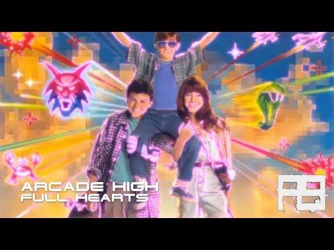 Arcade High - Full Hearts | RetroMixtape | Original Album Audio |