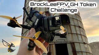 BrockLee Golden Hour Token Challenge   #FpvFreestyle #NoHypersmooth