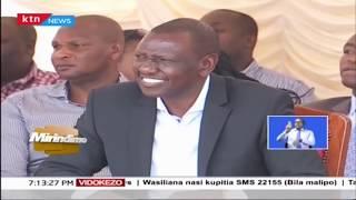 Mirindimo: Hekaheka za siasa, wafuasi na wakosoaji wa Ruto waminyana