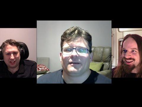Cyril Cyberpunk Programmer Interview (Moon Gaming)