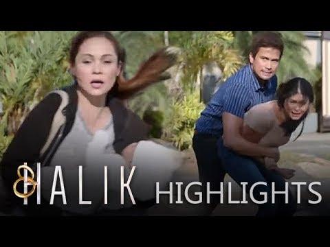 Helen takes Baby CJ away from Jade   Halik
