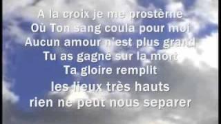 "Video thumbnail of ""A LA CROIX (hillsong)"""