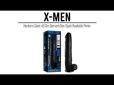 Hunters Cock 43 Cm Realistik Penis