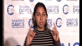preview picture of video 'Shaping Davos: Panjim Part 13 with Sidhi Tendulkar'