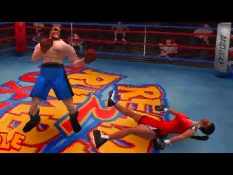 ready 2 rumble boxing sega dreamcast rom