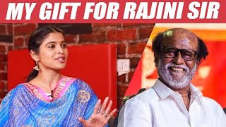 Reason Behind Spiritual Trips - Sanchita Shetty Reveals | Rajinikanth