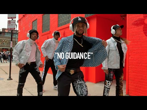 """No Guidance"" - Chris Brown ft. Drake 