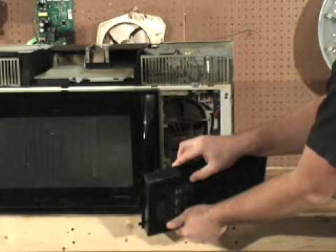 how to replace fuse on ge spacemaker microwave with pictures videos answermeup