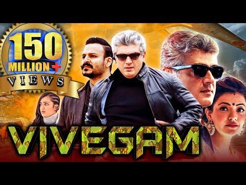Download Vivegam (2018) Full Hindi Dubbed Movie | Ajith Kumar, Vivek Oberoi, Kajal Aggarwal HD Mp4 3GP Video and MP3
