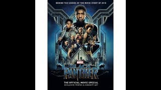 Black Panther(MOVIE) is NOT OUR HISTORY-- MINISTER ABDULLAH TAHAMA(LFNOI)