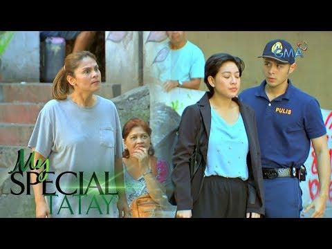 My Special Tatay: Pamamahiya ni Sheila kay Aubrey   Episode 127