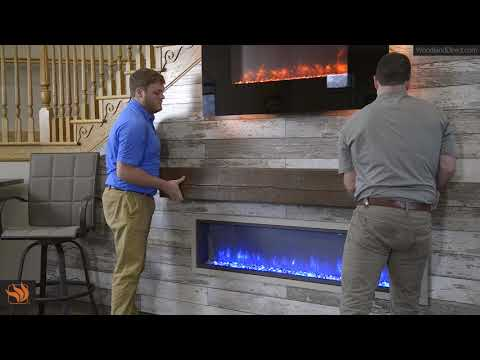 How to install a Supercast Mantel